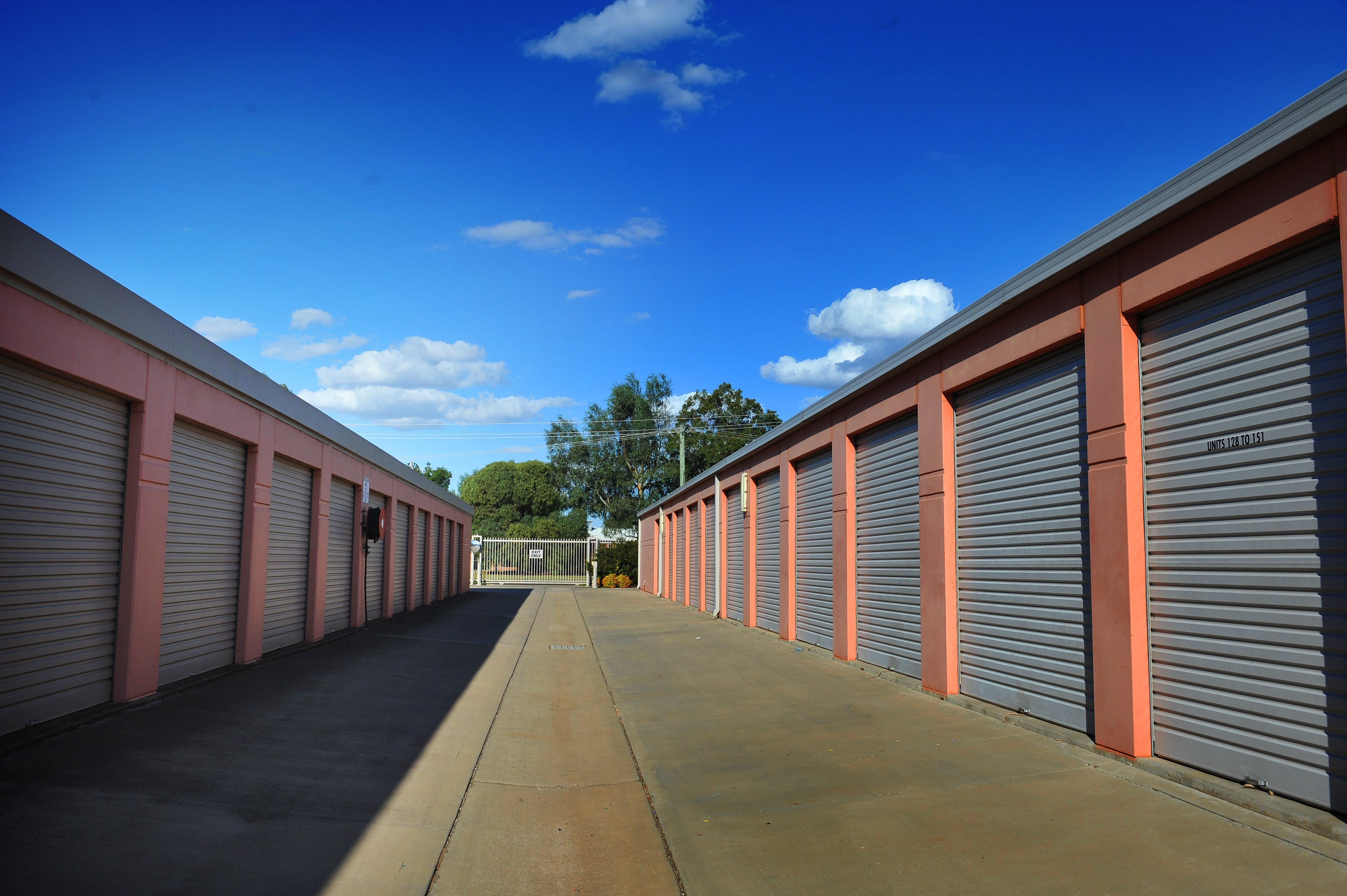 Commercial Storage | Griffith Self Storage | Personal & Business Storage