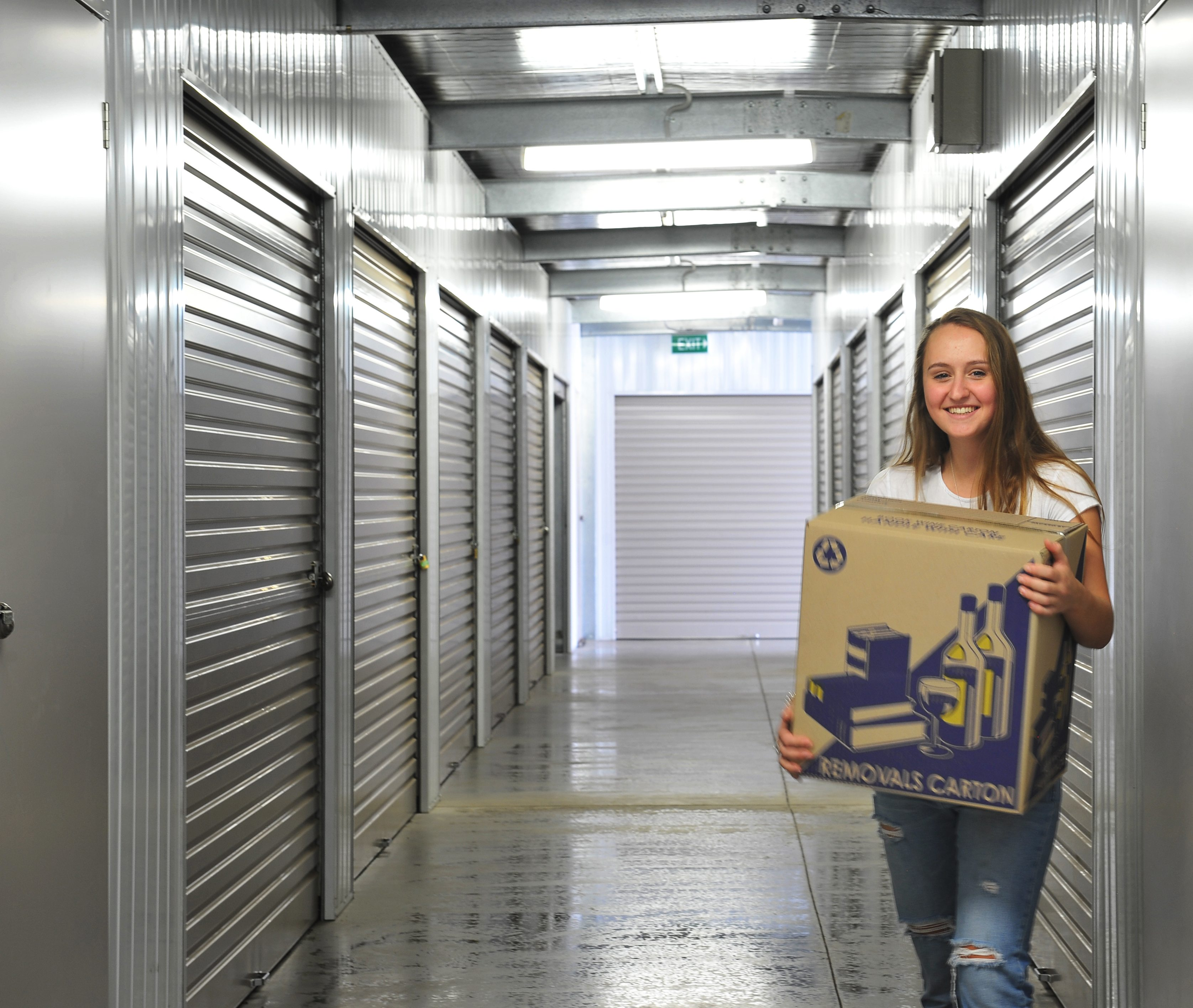 Griffith Self Storage | Personal and Business Self Storage